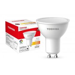 ΛΑΜΠΑ LED GU10 PAR16 4.5W 3000K DIMMABLE