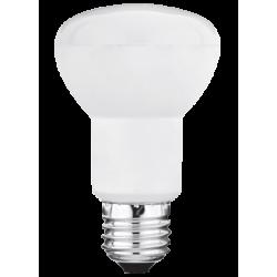 ΛΑΜΠΑ LED R63 8W E27 WARM Glou