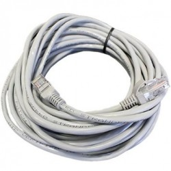 ΚΑΛΩΔΙΟ PATCH CORD UTP CAT 5E 10m CENTRAL