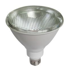 ΛΑΜΠΑ LED PAR38 15W E27 GREEN 240V Glou