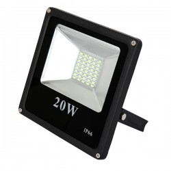 ΠΡΟΒΟΛΕΑΣ LED SMD 20W 6000K SLIM SPOTLIGHT